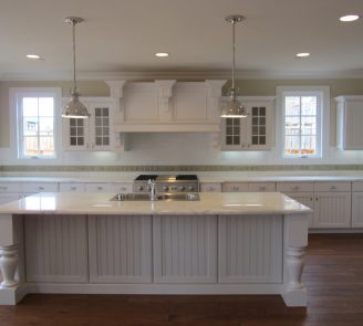 Cottage: Style Maple With Perl Finish
