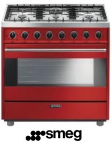 Smeg Appliances - Cabinets & Beyond Design Studio